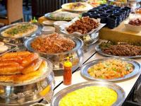 ■朝食付 !自慢の朝食バイキング♪をお楽しみ下さい☆】